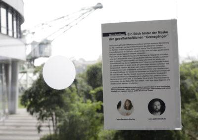 Der Text zu der Ausstellung