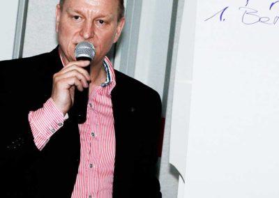 Jens Bachmann, Moderator