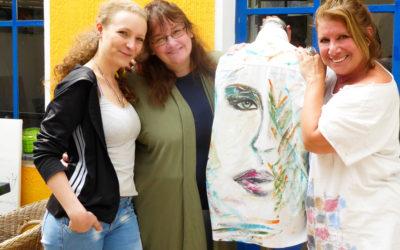 EMOTIONEN UND ACTION – Das neue kreative Projekt