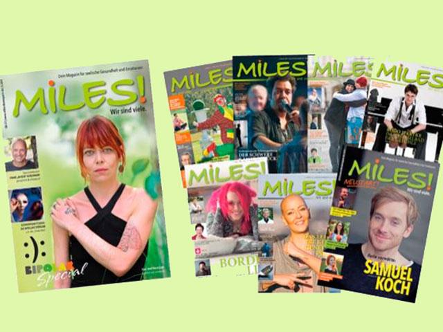 Miles Magazine