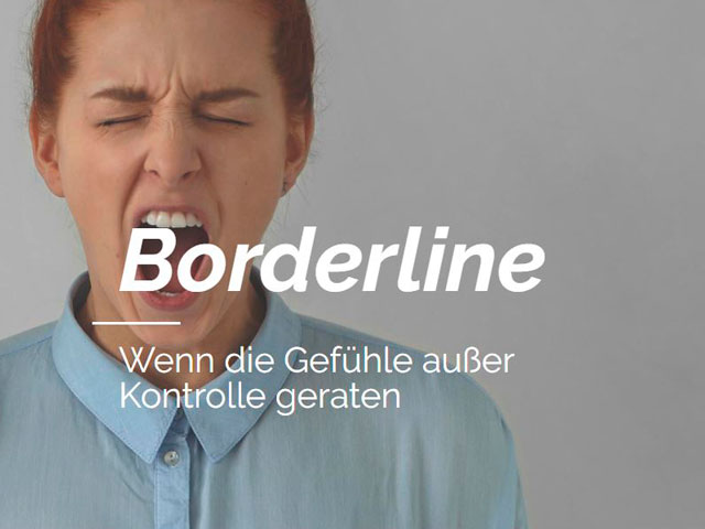 Borderline Info Homepage