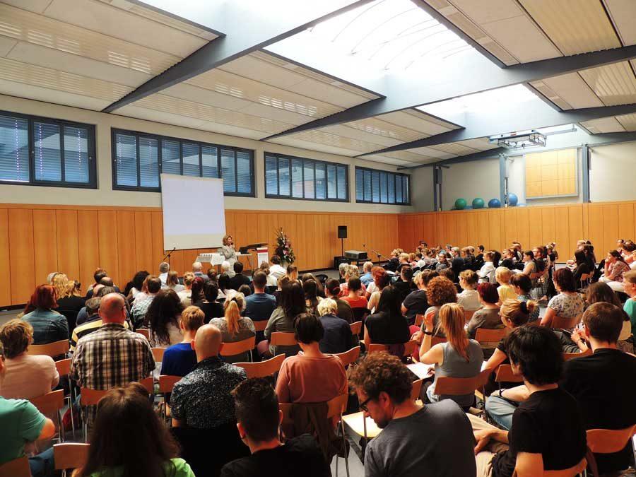 Borderline Symposium Berlin